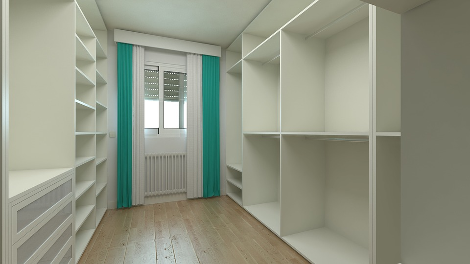 bedroom storage - Dressing Room