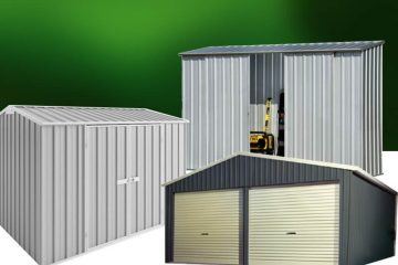 What is the difference between a Zinc and a Coloured Shed?