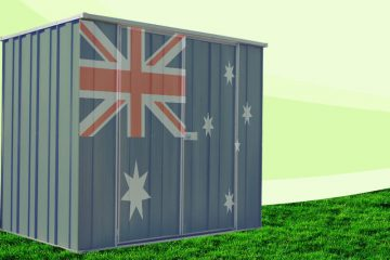 Why Choose Australian Made Garden Sheds