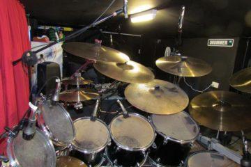 Paul Yardley – Drum Studio – Absco Workshop