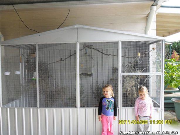Absco Aviary - customer photos