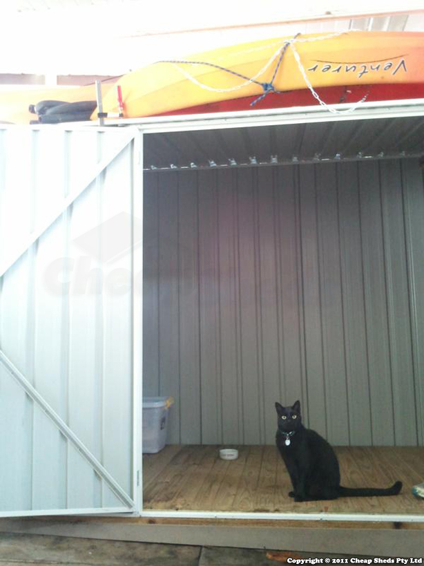 Absco Spacesaver - Adventure shed