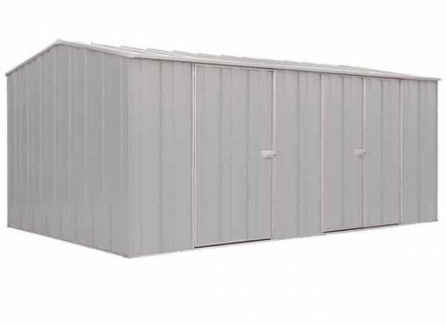 Colour sheds - steel shed