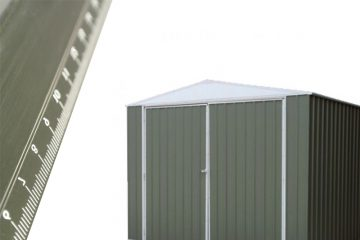 Garden Shed Wall Height Options – Want a Taller Shed?