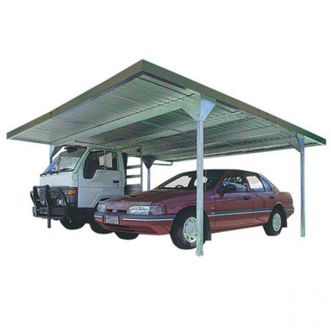 tall shed - carports