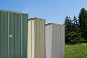 Spanbilt Garden Sheds- THE YardSaver Re-Launched