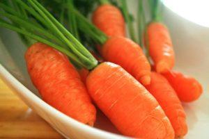 veggies - carrots