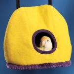 Keep Pet Birds Warm- Cage Tents