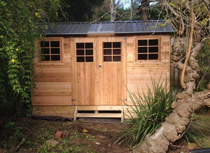 cedar sheds - stilla