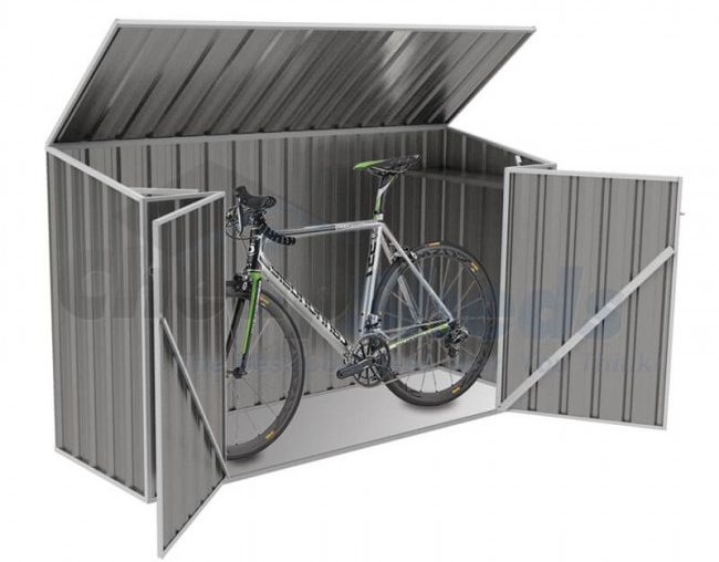 bike storage - Absco Bike Shed