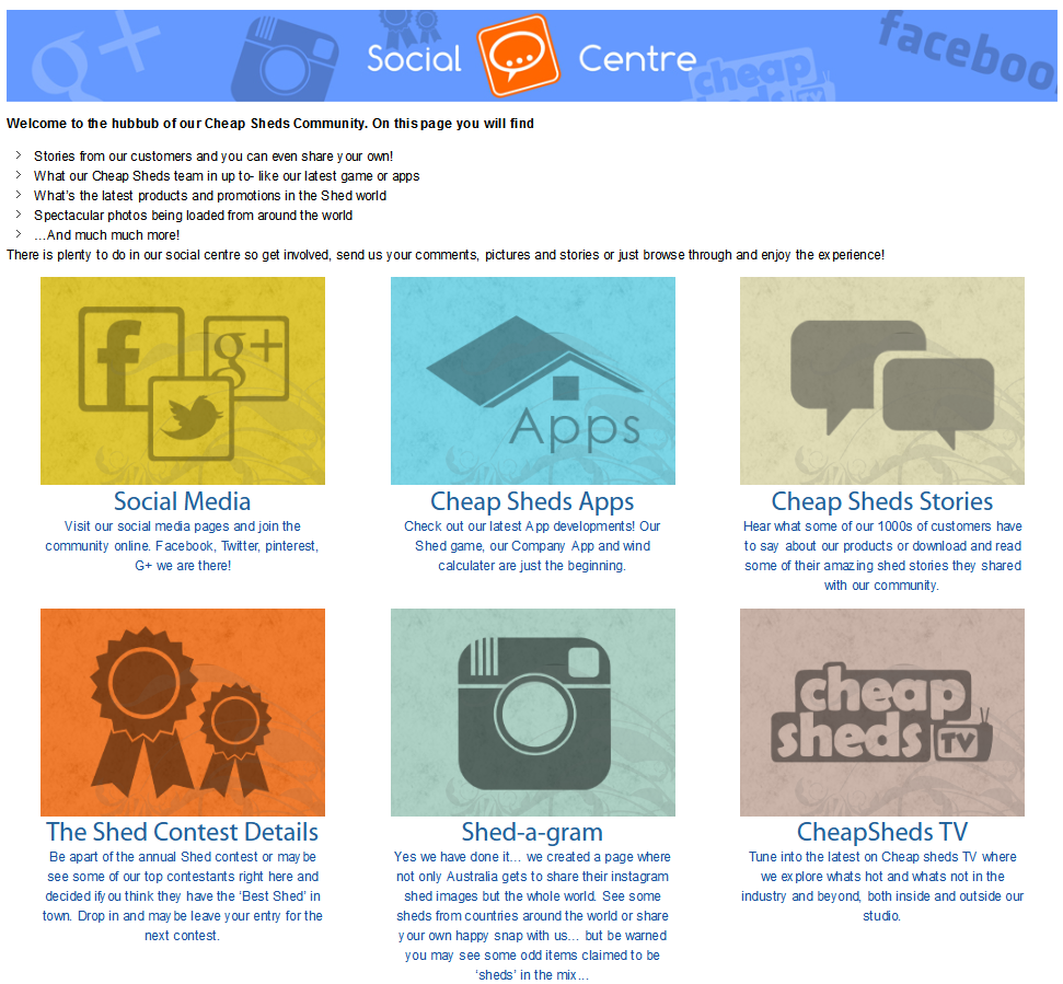 social Centre