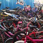 awkward household items - bikes