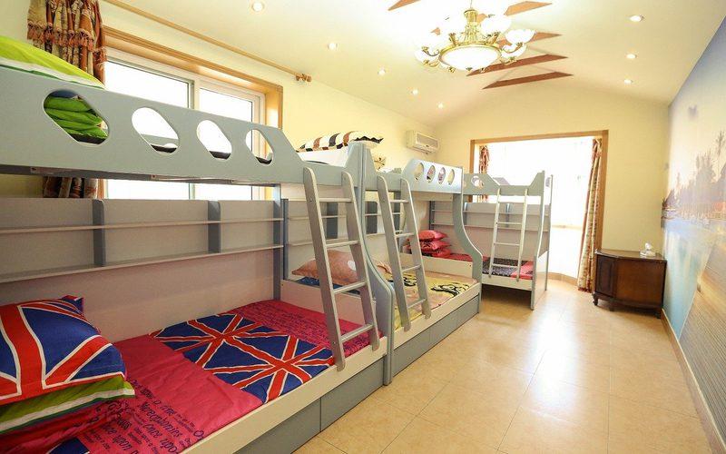 diy storage solutions - bunk beds
