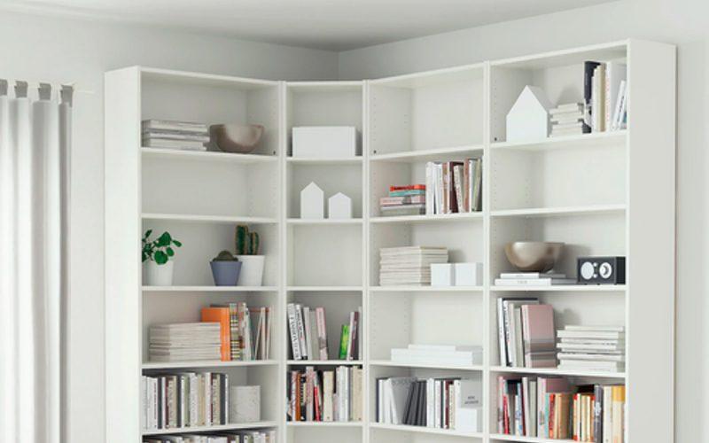 diy storage solutions - corner shelves