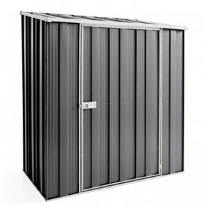YardSaver S53 Slope Roof 1.76m x 1.07m Single Door Colour Shed - Spanbilt