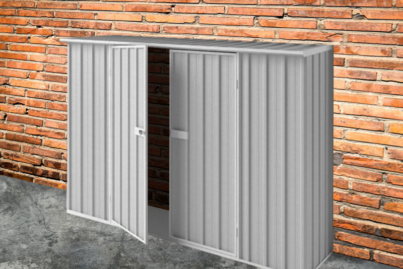 The OTW Shed, Perfect Storage Solution for Small Homes
