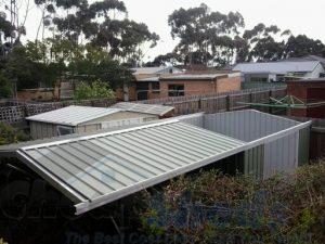 Backyard Observatory - the making of a backyard observatory using a garden shed