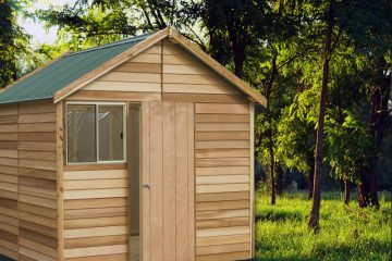 Why Choose Cedar Garden Sheds For Your Home