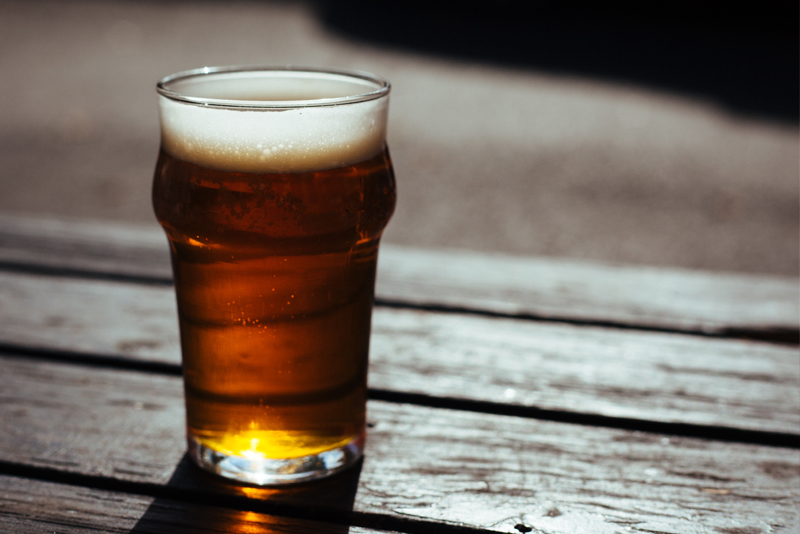 How to Brew Your Own Beer in a Garden Shed