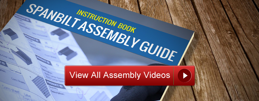 Garden Shed Assembly guide - Spanbilt