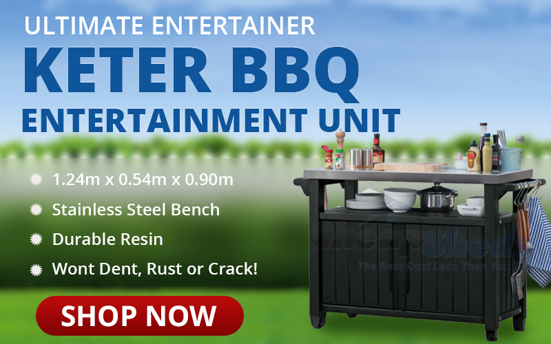 Keter BBQ units - link to store