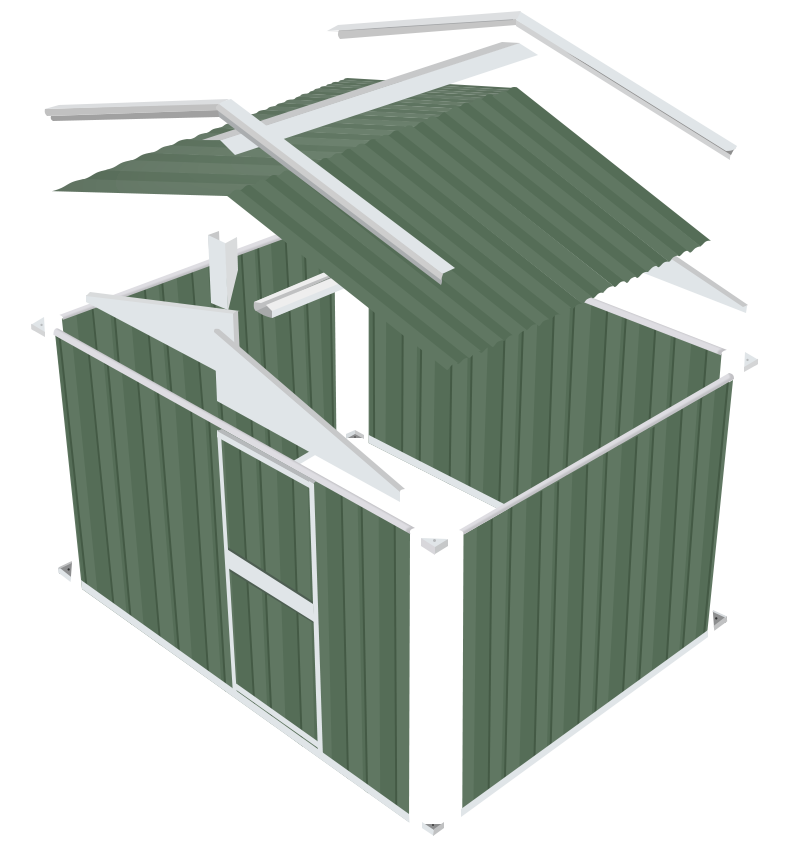 Own a Garden Shed - shed