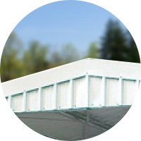 Outdoor Roofing - durability