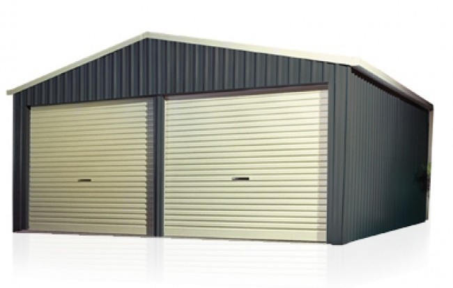 tall shed - garage