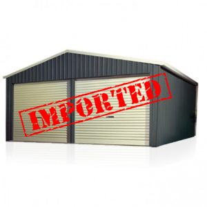 Dont Buy a Garage Thats Imported - Spanbilt