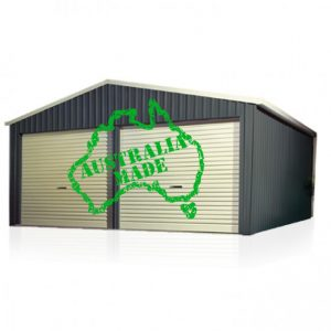 Australian Made Garage - Buy a Garage - Spanbilt