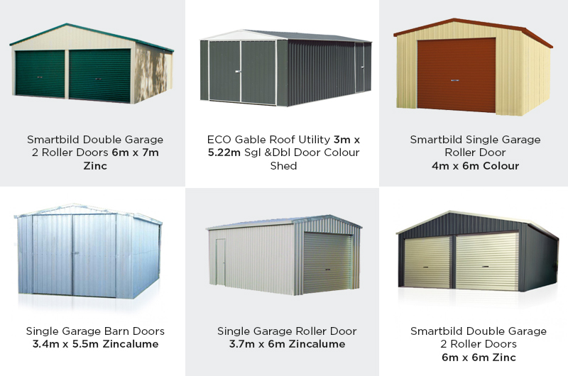 different types of garages - pictures of garages