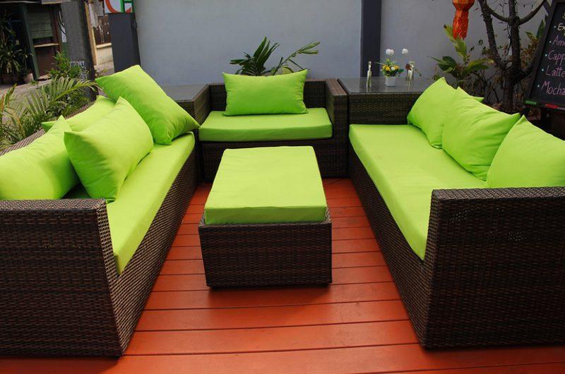 Gazebo - choosing the right furniture