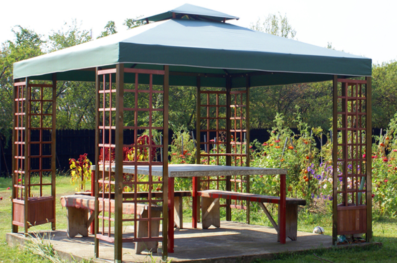 Gazebo Tips For Maximum Outdoor Entertainment And Success