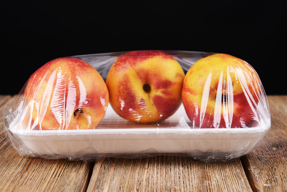 Store Organic Produce - remove packaging