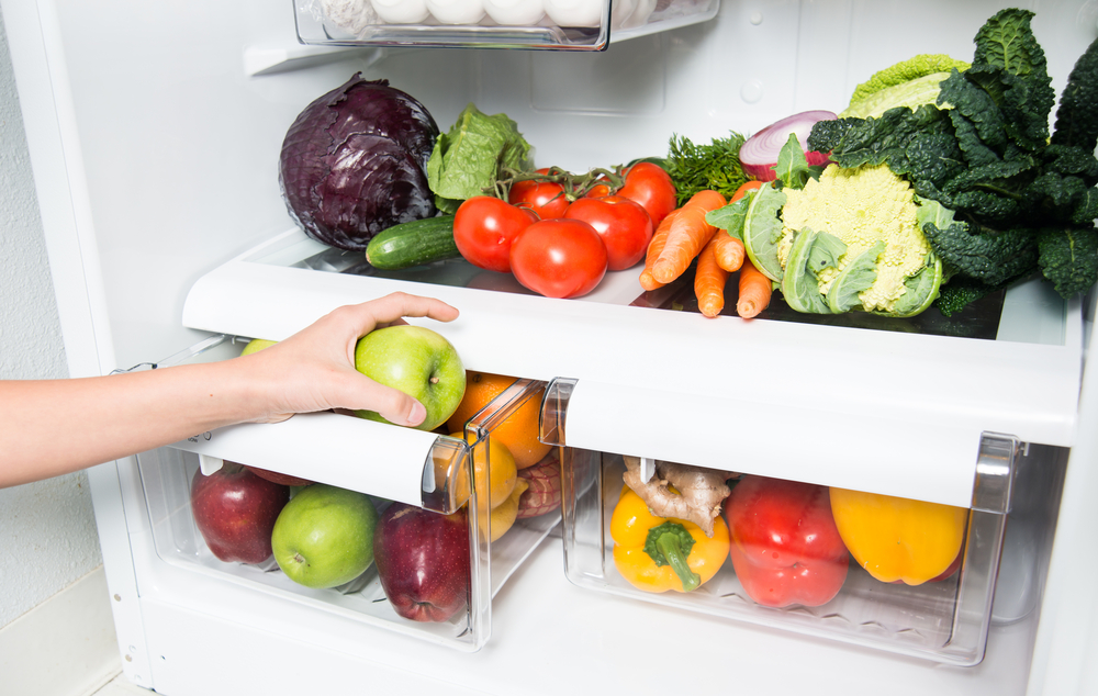 Store Organic Produce - proper storing