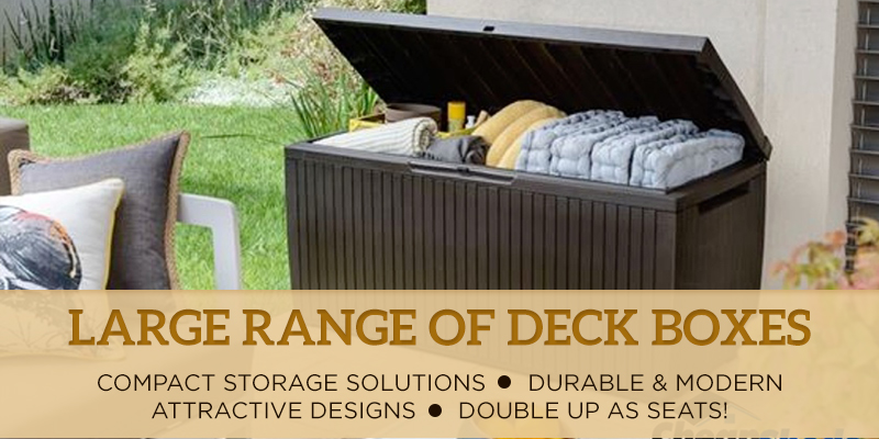 deck boxes - link to store