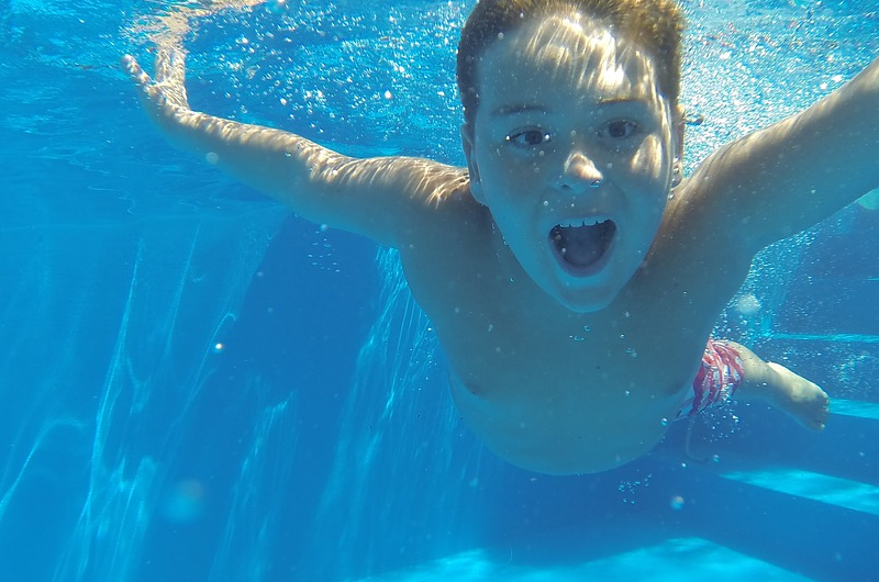 Pool Fence - safety for kids