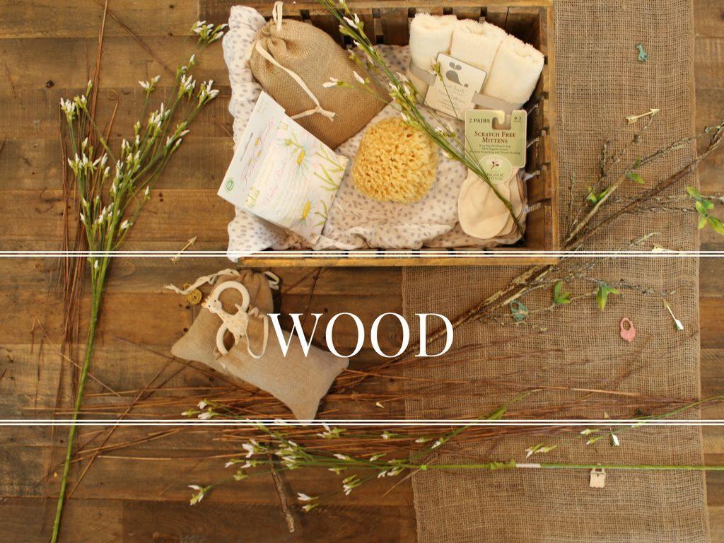 Patio Flooring - Wood