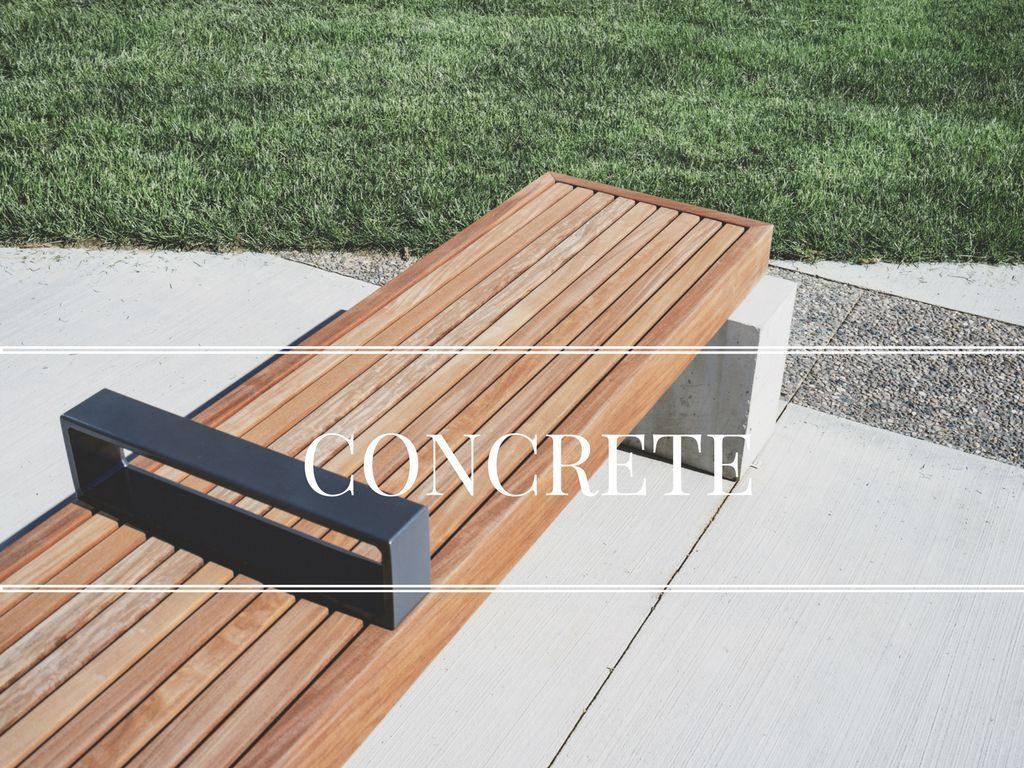 Patio Flooring - Concrete