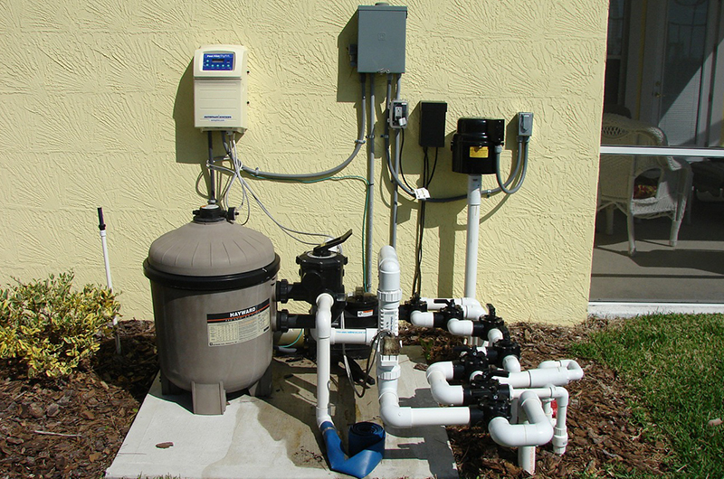 House Filtration System - how to change the water filtration system