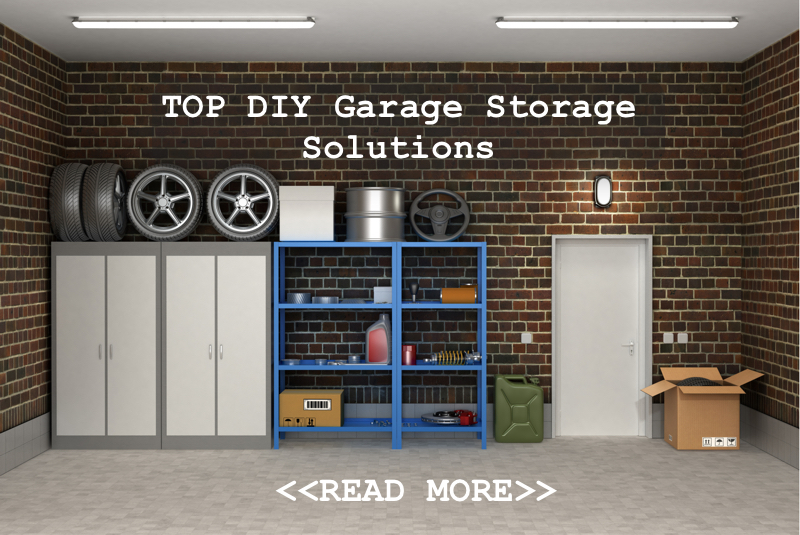 diy garage storage solutions - read more