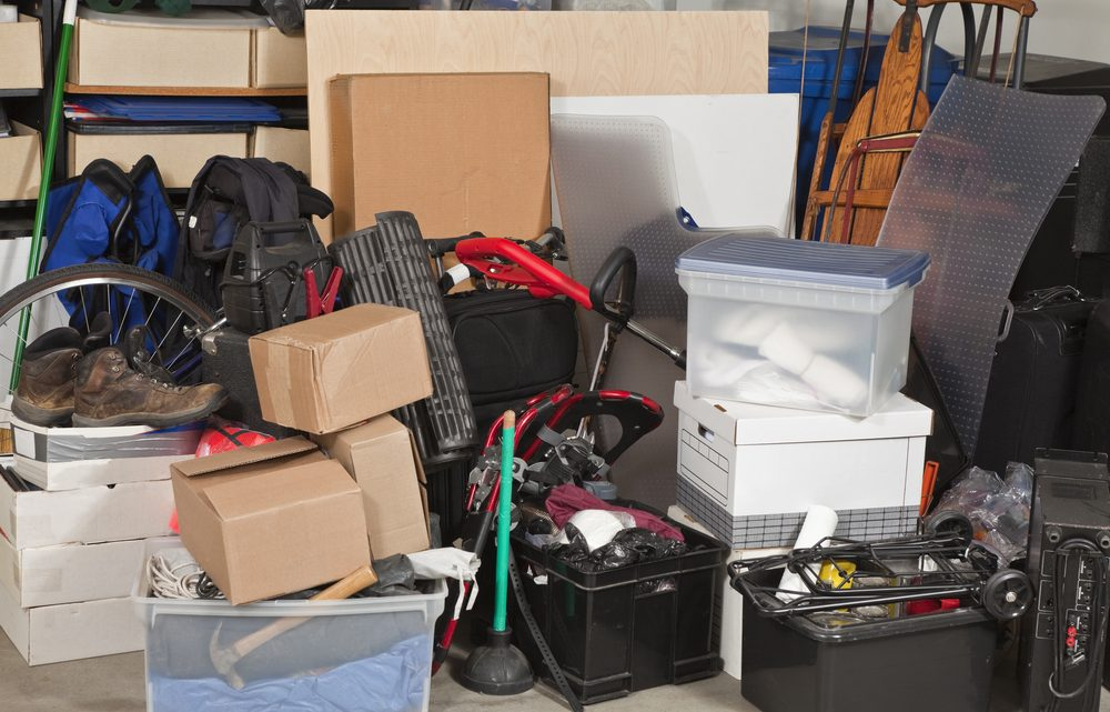 The Risks Of Hoarding: When an Over-Packed Garage is A Hazard