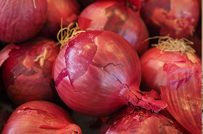 kitchen spices - Onions