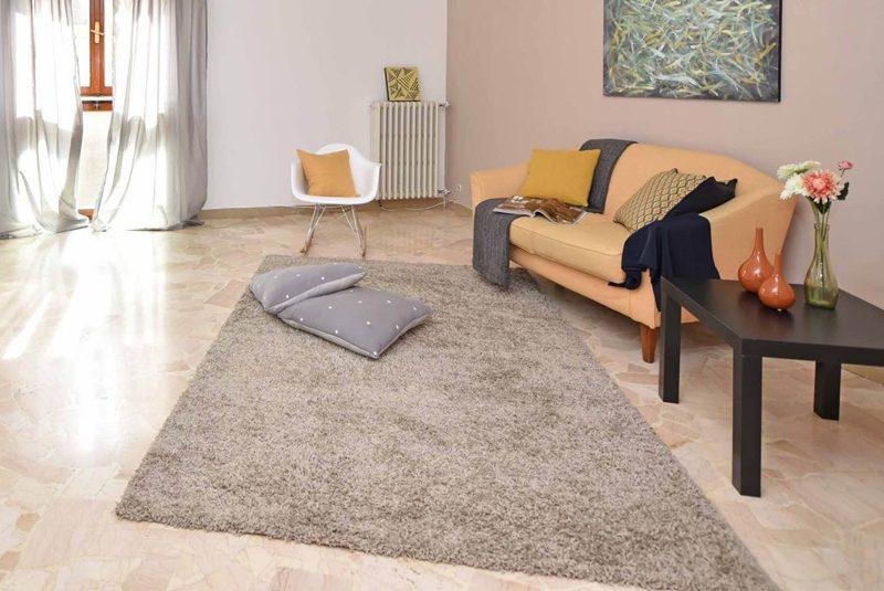 Carpets Clean - locate high traffic areas