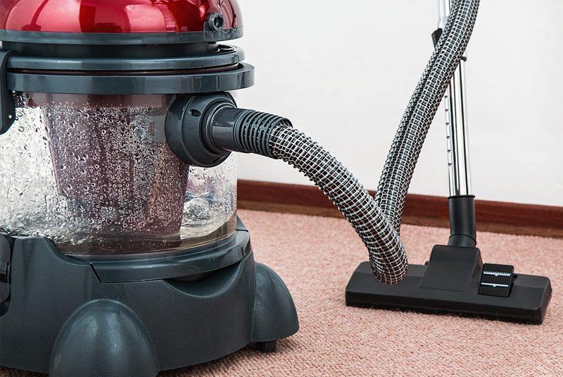 Carpets Clean - vacuum regularly