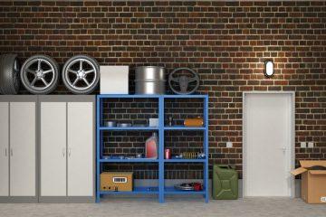 How to Renovate Your Garage Floor So it Looks New