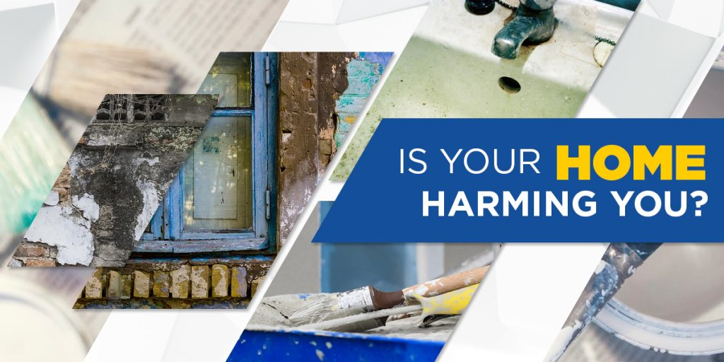is your home harming you - read more