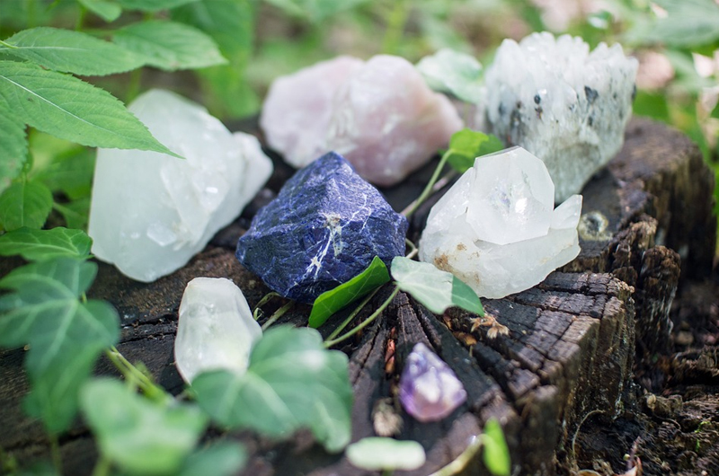 Why Adding Garden Crystals Will Enhance Your Gardens Health