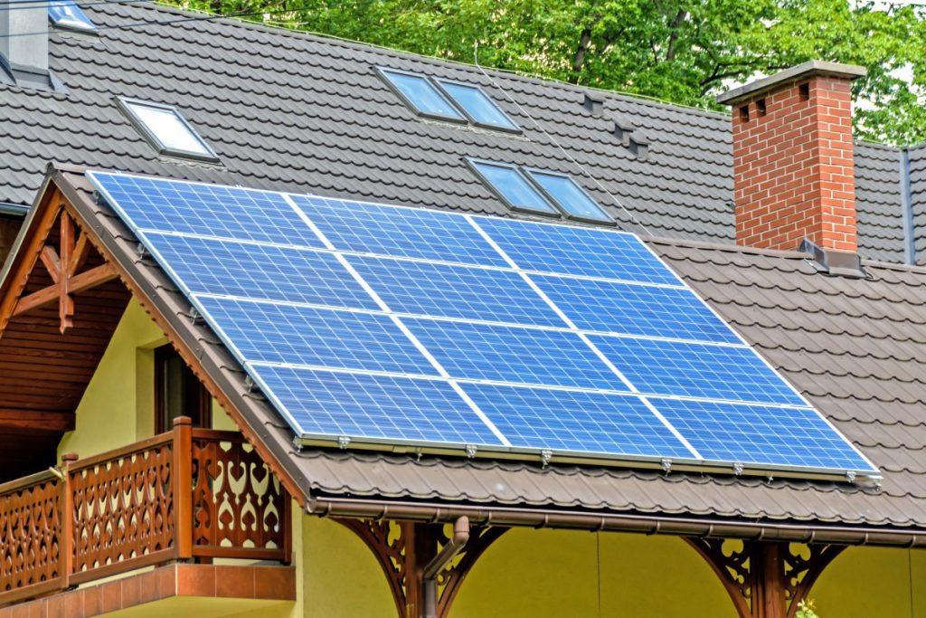 Reduce Electricity - solar panels