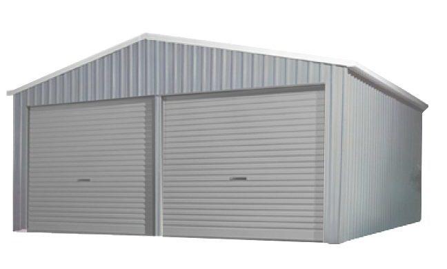 Australian Made Garage - Double